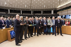 20180222 European Covenant of Mayors 2018 Ceremony 205
